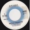 Haggard Merle - Blue Jungle / Me And Crippled Soldiers