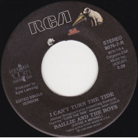 Baillie And The Boys - I Can't Turn The Tide / The Only Lonely One