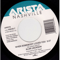 Jackson Alan - When Somebody Loves You / Meat And Potato Man
