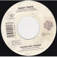 Travis Randy - Heroes And Friends / Shopping For Dresses