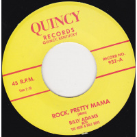 Adams Billy - Rock Pretty Mama / You Gotta Have A Ducktail