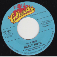 Beach Boys - Do It Again / Let Him Run Wild