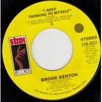oldies/benton brook - i keep thinking to myself