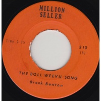 oldies/benton brook - the boll weevil song