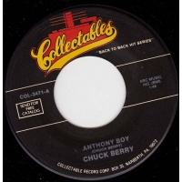 oldies/berry chuck - anthony boy (collectables)