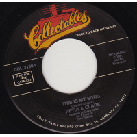oldies/clark petula - this is my song