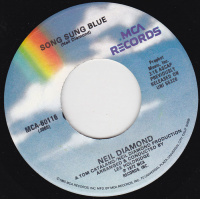 oldies/diamond neil - song sung blue