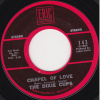 Dixie Cups The - Chapel Of Love / People Say