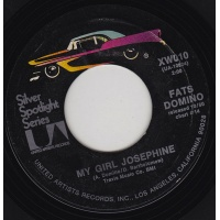 oldies/domino fats - my girl josephine (silver spotlight)