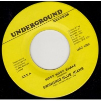 oldies/swinging blue jeans the - hippy hippy shake (underground)
