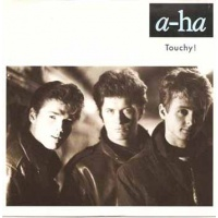 pop/aha - touchy