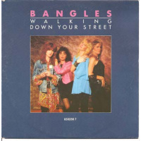 pop/bangles - walking down your street