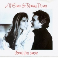 pop/bano al and romina power - donna per amore